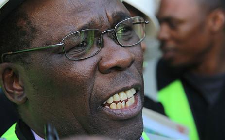 FILE: Public Works committee chairperson Humphrey Mmemezi.. Picture: EWN.