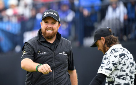 Shane Lowry. Picture: @TheOpen/Twitter