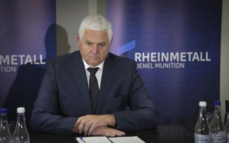 Rheinmetall Denel Munitions CEO Norbert Schulze. Picture: Cindy Archillies/EWN