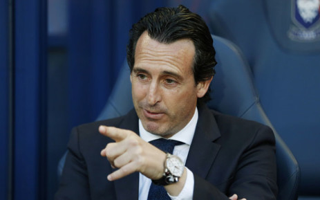 Spanish manager Unai Emery. Picture: AFP