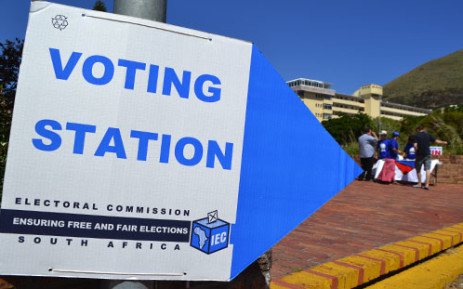 A voting station in Cape Town. Picture: Siyabonga Sesant/EWN.