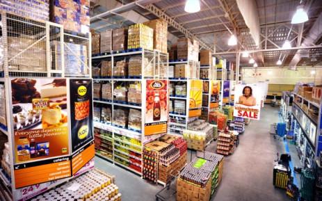 A Makro store. Picture: Massmart.
