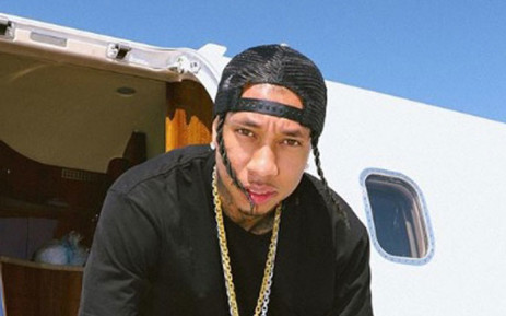 Rapper Tyga. Picture: @tyga/instagram