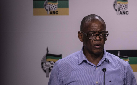 ANC secretary-general Ace Magashule. Picture: Abigail Javier/EWN