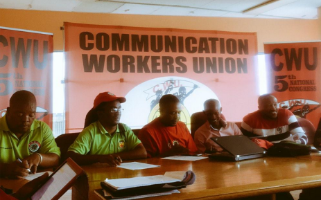 FILE: CWU Acting Provincial Secretary Jabulani Mncube says the strike was not only aimed at Post Office.Picture: Govan Whittles/EWN