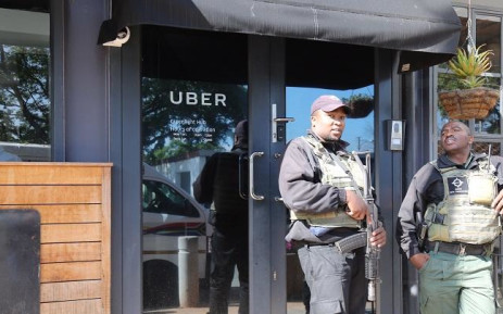 Uber head office in Parktown. Picture: Christa Eybers/EWN.
