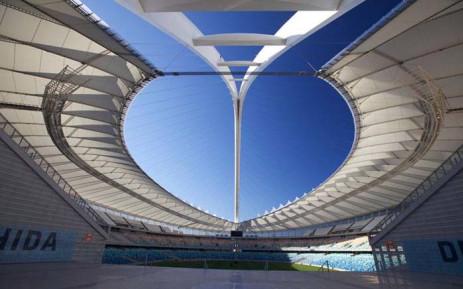FILE: A general view of Moses Mabhida Stadium in Durban, KwaZulu-Natal. Picture: Facebook.com.