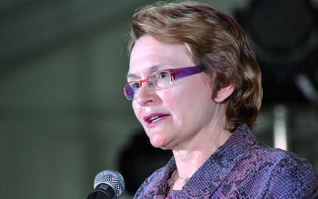 FILE: Western Cape Premier Helen Zille. Picture: Aletta Gardner/EWN