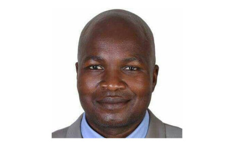 Knysna African National Congress (ANC) councillor Victor Molosi. Picture: Supplied