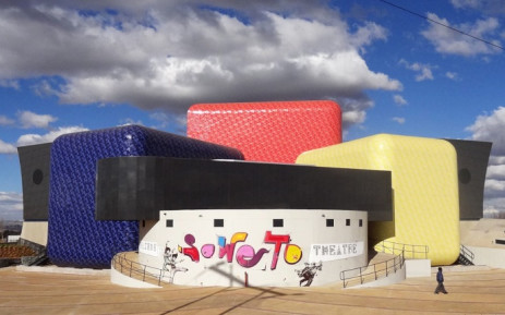 Image result for Soweto Theatre