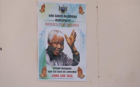 Religious groups say holding prayer services for the former president gives South Africa hope. Picture:Renée de Villiers/EWN