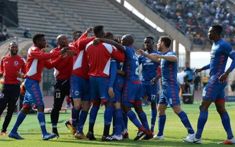 SuperSport United vs Highlands Park on 23 December 2018. Picture: SuperSport United/Twitter.