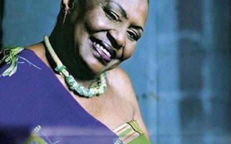 Miriam Makeba. Picture: Supplied.