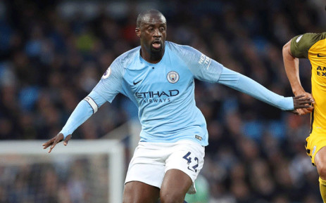 FILE: Yaya Toure in the colours of Manchester City. Picture: Facebook