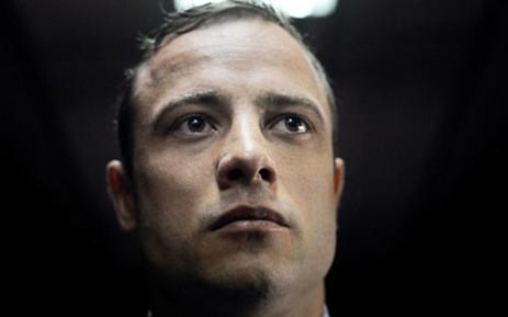 FILE: Convicted murderer Oscar Pistorius. Picture: AFP