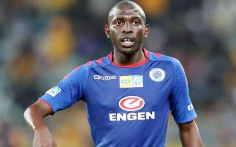 SuperSport United's Aubrey Modiba has been called up to the Bafana squad as injury cover. Picture: @SuperSportFC/Twitter