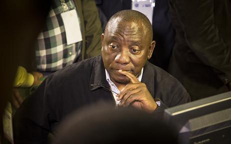 FILE: Deputy President Cyril Ramaphosa. Picture: Reinart Toerien/EWN