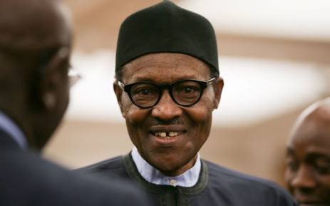 Nigerian President Muhammadu Buhari. Picture: AFP