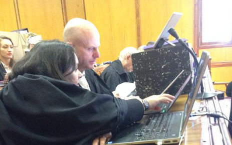 FILE: The City of Cape Town's legal team in the Western Cape High Court on 11 August 2015. Picture: Rahima Essop/EWN.