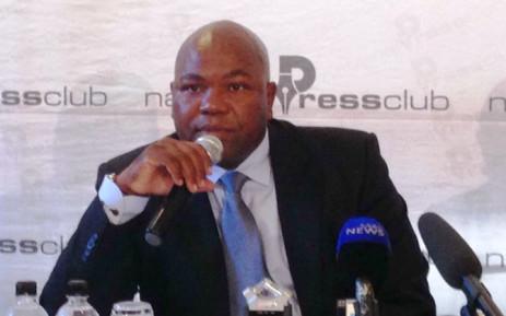 FILE: Former National Director of Public Prosecutions (NDPP) Mxolisi Nxasana. Picture: EWN.
