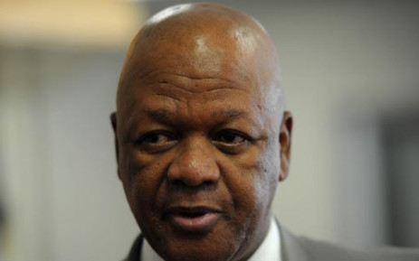 Minister of Justice Jeff Radebe. Picture: Sapa.