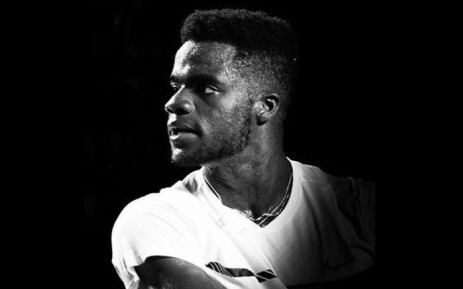 Frances Tiafoe. Picture: @FTiafoe/Twitter