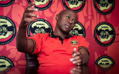 Samwu expects City of Tshwane to set terms of salary