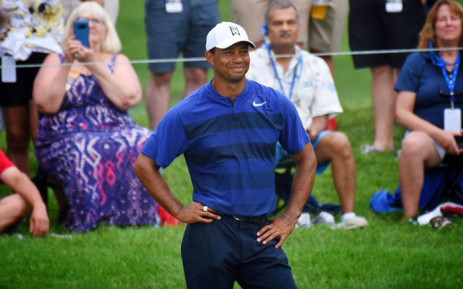 Tiger Woods. Picture: Twitter.