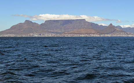 FILE: Table Mountain in Cape Town. Picture: AFP.
