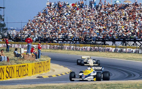 FILE: Kyalami race track hosted Formula One Grand Prix races from 1967 to 1985. Picture: Motorsport South Africa Facebook Page