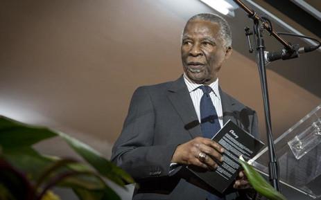 FILE: Former President Thabo Mbeki. Picture: Reinart Toerien/EWN