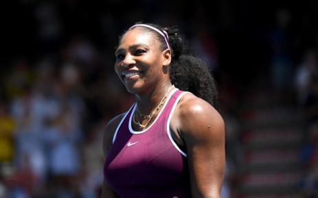 Serena Williams. Picture: @WTA/Twitter