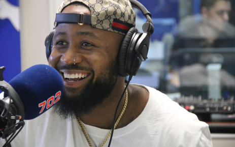 FILE: South African hip-hop musician Refiloe Phoolo aka Cassper Nyovest. Picture: Radio 702.