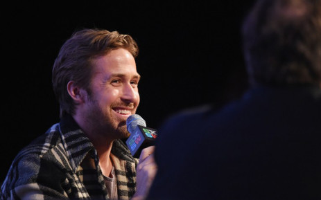 FILE: Actor/director Ryan Gosling (L) and director Guillermo del Toro partake in 'A Conversation With Ryan Gosling' during 2015 SXSW Music, Film Interactive Festival at Austin Convention Center on 13 March, 2015 in Austin, Texas. Picture: AFP.