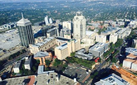 Sandton, South Africa's financial capital. Picture: Aki Anastasiou/EWN