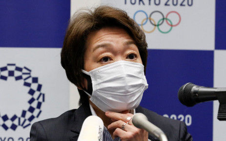 President of the Tokyo 2020 Olympics Organising Committee Seiko Hashimoto attends a press conference in Tokyo on March 5, 2021. Picture: AFP.