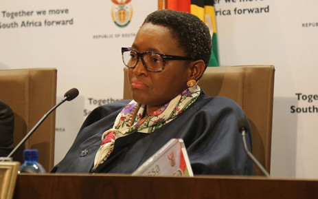 FILE: Former Social Development Minister Bathabile Dlamini. Picture: Christa Eybers/EWN