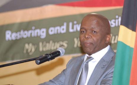FILE: Deputy Finance Minister Mondli Gungubele. Picture: GCIS.