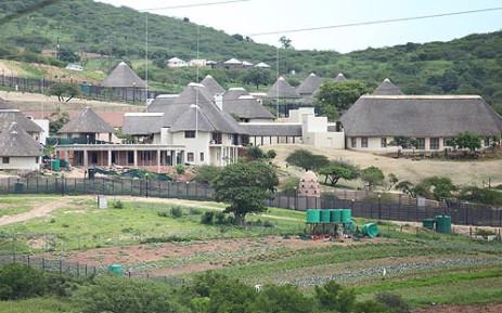 Jacob Zuma's Nkandla home. Picture: Taurai Maduna/EWN