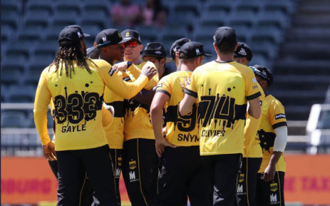 Former West Indies captain Chris Gayle scored just 101 runs in six innings before his stormy departure from a disastrous season for defending champions Stars in the Twenty20 championship. Picture: Twitter/@msljozistars