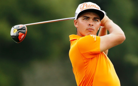 FILE: Rickie Fowler birdied 3 of his closing four holes in a final round of 68 to win by a stroke on 12 under par. Picture: AFP.