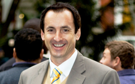 DA Deputy Chief Whip in Parliament Mike Waters. Picture: Wikimedia Commons.