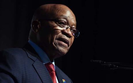 FILE: Former President Jacob Zuma. Picture: GCIS.