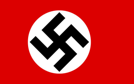 Nazi flag. Picture: Fornax/Creative Commons.