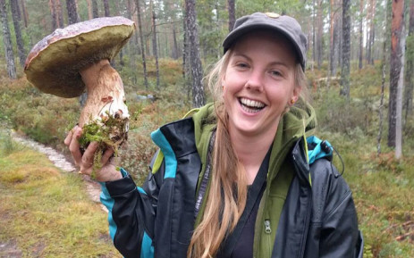 FILE: An undated handout picture shows 28-year-old Maren Ueland from Norway. Picture: AFP.