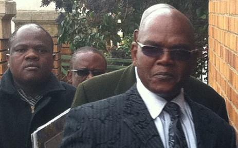FILE: Richard Mdluli. Picture: Barry Bateman/EWN