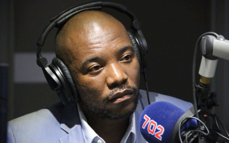 FILE: DA leader Mmusi Maimane. Picture: Talk Radio 702.