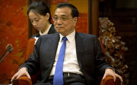 Chinese Premier Li Keqiang. Picture: AFP