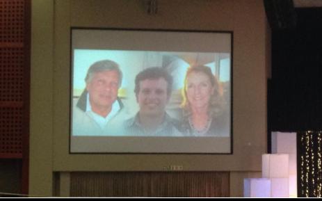 FILE: Slain van Breda family memorial service in Pretoria. Picture: Mia Lindeque/EWN