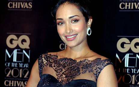Bollywood Actress Jiah Khan was found dead in her Mumbai apartment after allegedly committing suicide. Picture: AFP